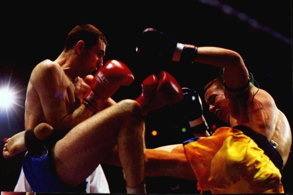 Победа над Денисом Лаевским