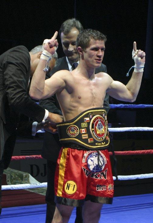 Чемпион мира профи WKN 2004