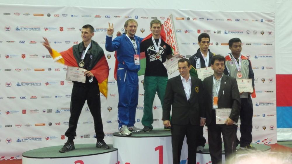 Андрей чемпион