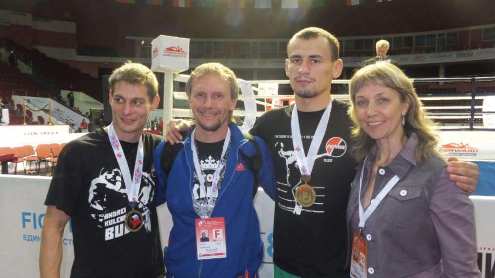 Чемпионы мира 2012