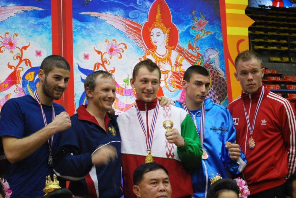 Паша Ревтович Чемпион мира