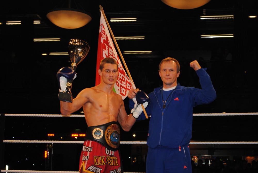 Куля - чемпион WMC 2009 Манчестер
