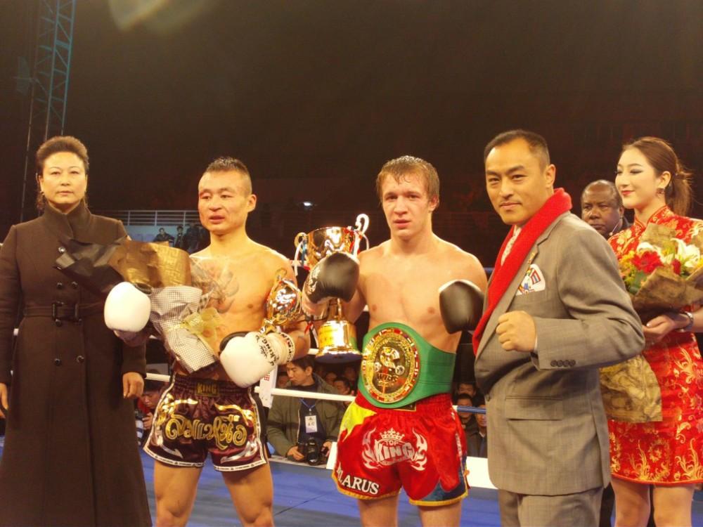 Андрей - чемпион