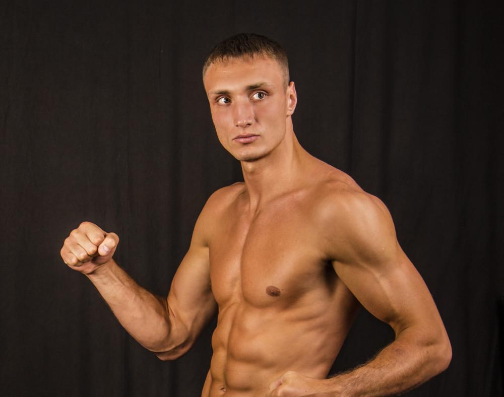 Андрей Герасимчук +91кг