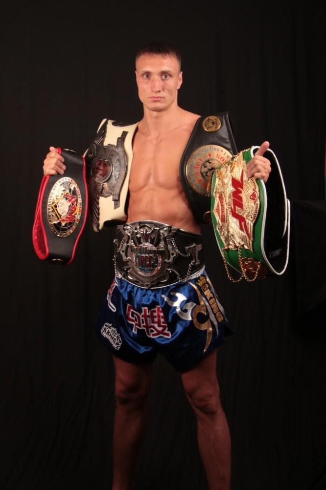 Герасимчук - чемпион мира
