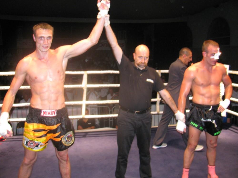 Чемпион Европы WKN