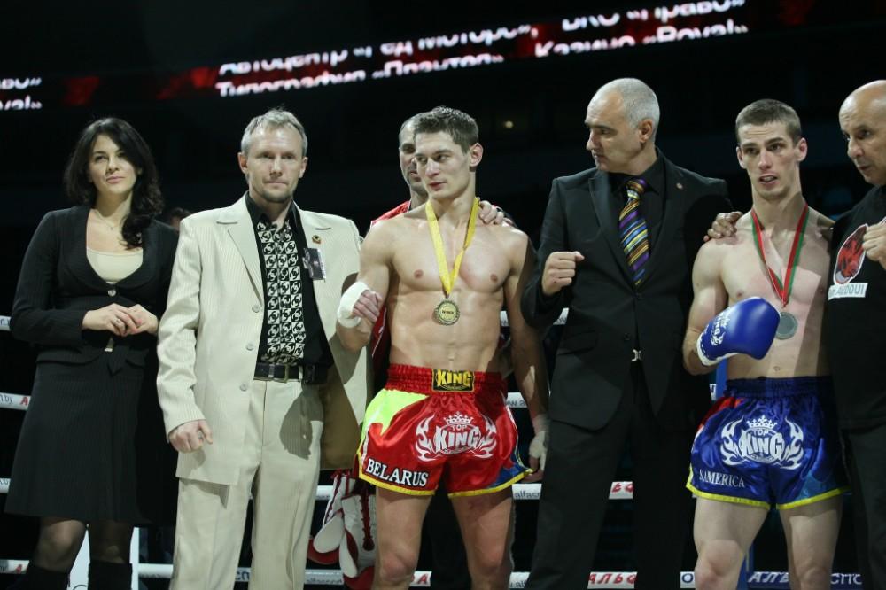 Чемпион Big 8 2011