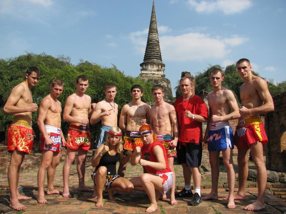 Кик Файтер в Таиланде