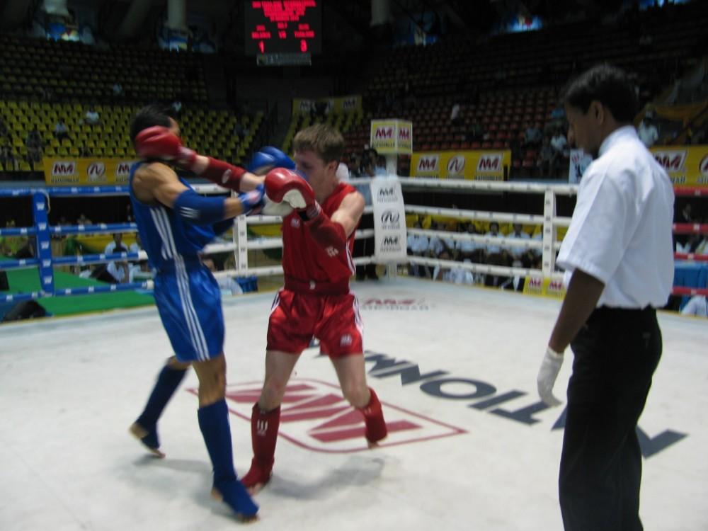 Бой с тайцем