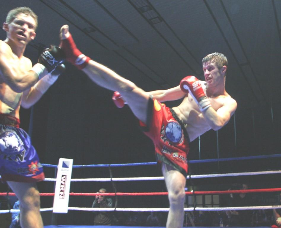 Бой за мировой титул WKN