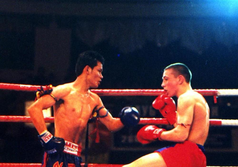 Первая победа над тайцем