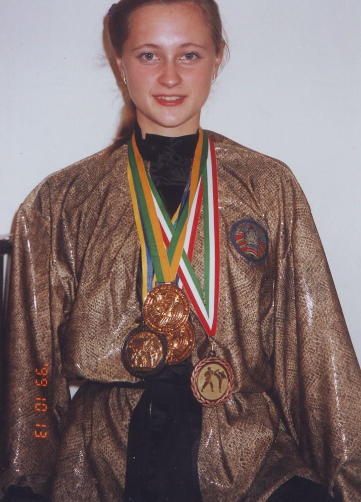 Супер чемпионка