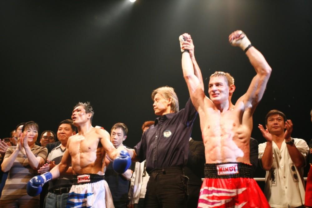 победа над Сантичаем