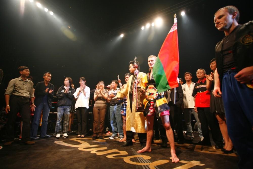 Андрей - чемпион I-1 и мира по WMC