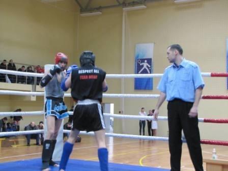 Кубок РБ по К-1