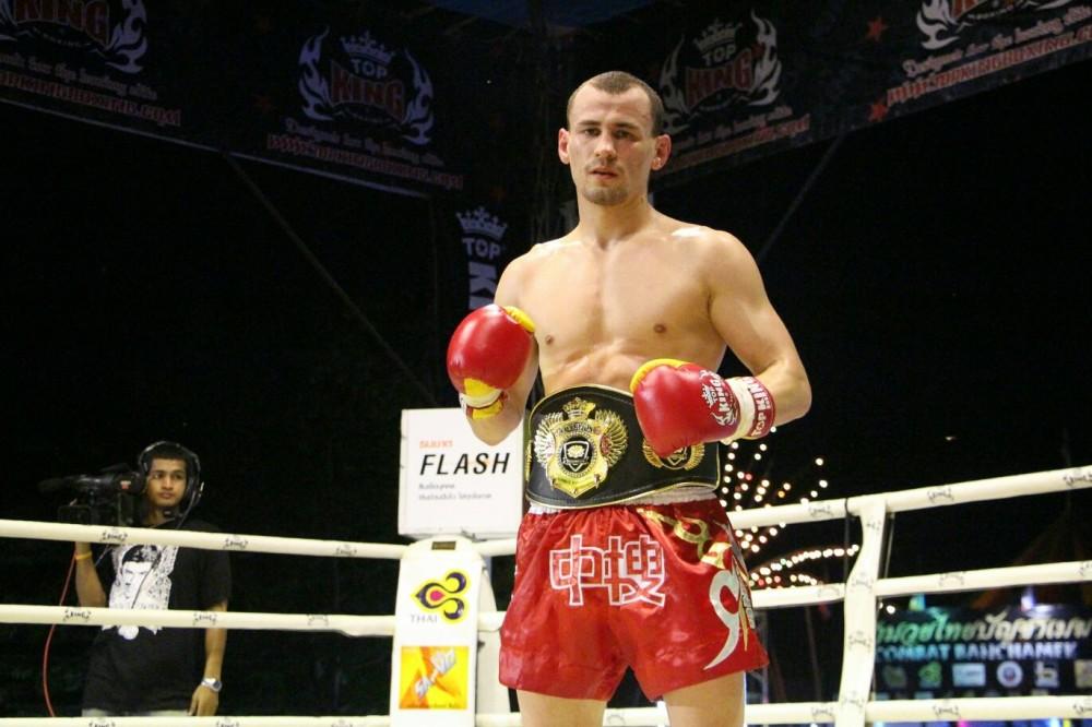 Дмитрий Валент - чемпион